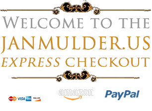 Welcome to the JanMulder.us Express Checkout